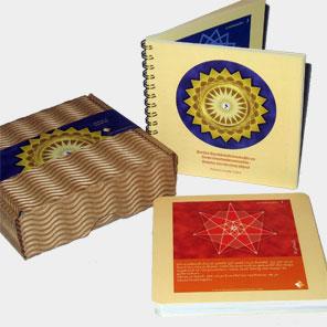 Meditatie kaartspel met boekje